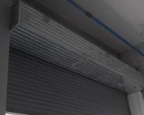 钢质复合防火卷帘门定制